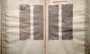 Giant Bible of Mainz