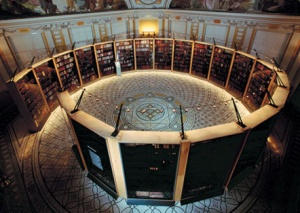 Jefferson's Library in the LOC